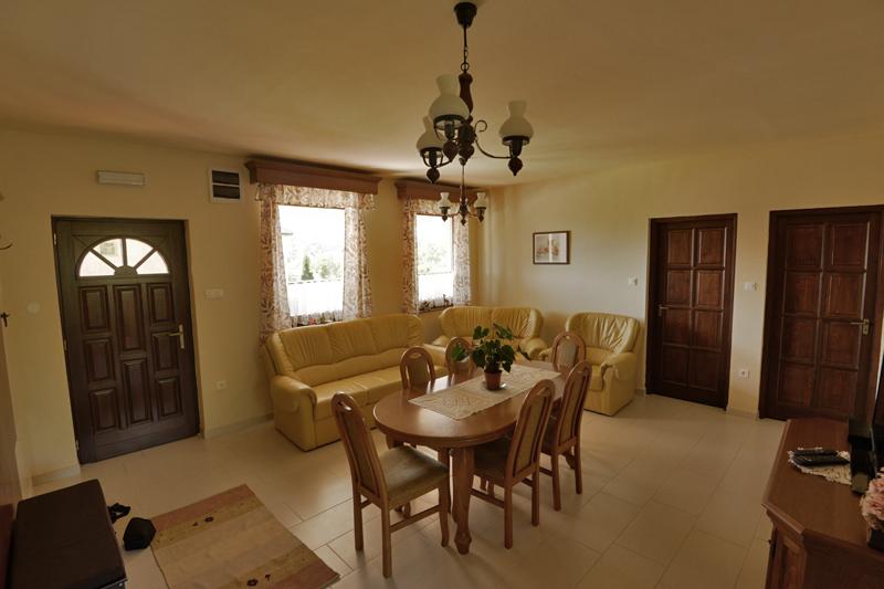 Andrea vendégház - Közös nappali