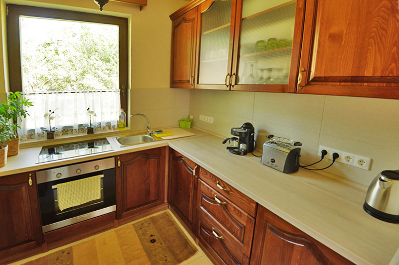 Andrea vendégház - Közös konyha